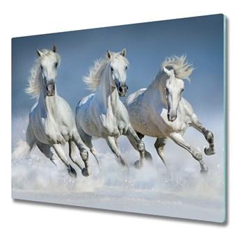 Deska do krojenia Konie w galopie