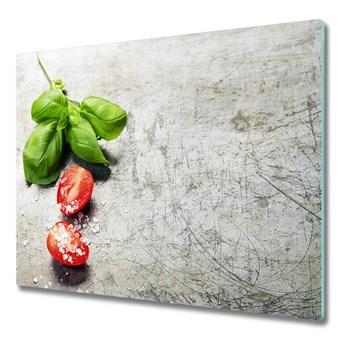 Deska do krojenia Pomidory i bazylia