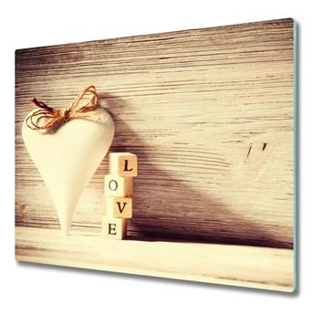 Deska do krojenia Miłość