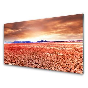 Obraz Akrylowy Pustynia Krajobraz Piasek