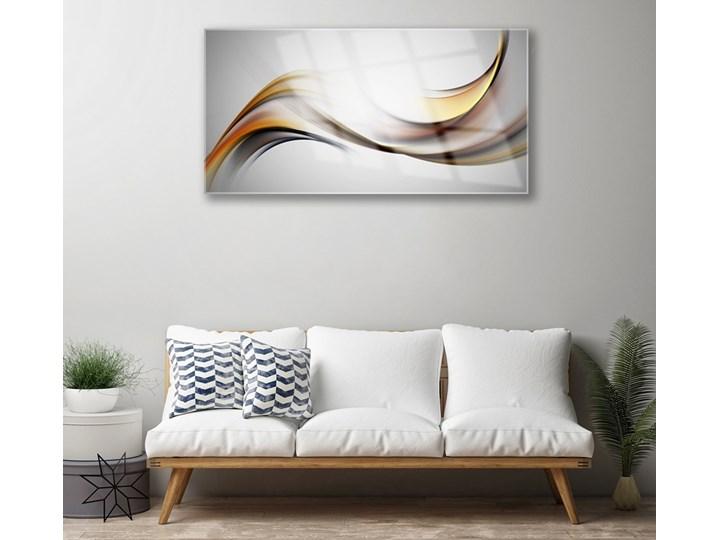 Obraz Akrylowy Abstrakcja Grafika Pomieszczenie Salon
