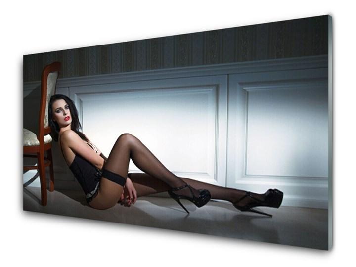 Obraz Akrylowy Kobieta Akt Wymiary 50x100 cm Pomieszczenie Sypialnia