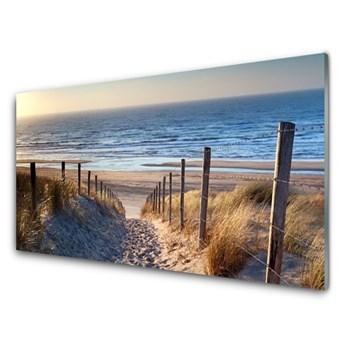 Obraz Akrylowy Plaża Ścieżka Krajobraz