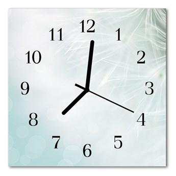 Zegar ścienny kwadrat Abstrakcja