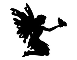 Szablon malarski z tworzywa, wielorazowy, wzór dla dzieci 52 - elf 4