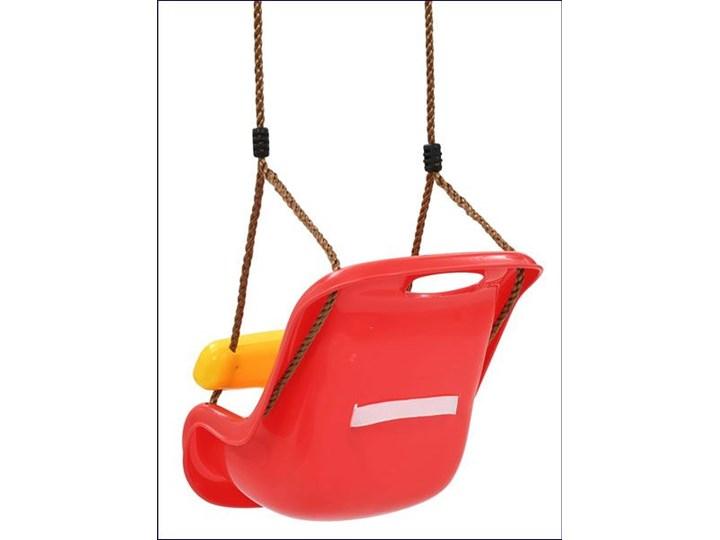 Czerwona huśtawka dla dziecka - Kala Kubełkowa Kategoria Huśtawki dla dzieci