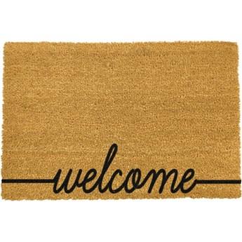 Wycieraczka Artsy Doormats Welcome Scribbled, 40x60 cm
