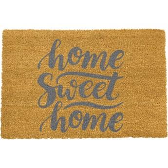 Wycieraczka Artsy Doormats Home Sweet Home Grey, 40x60 cm