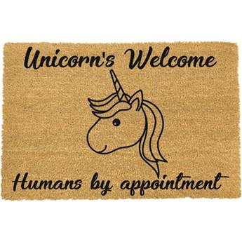 Wycieraczka Artsy Doormats Unicorns Welcome, 40x60 cm