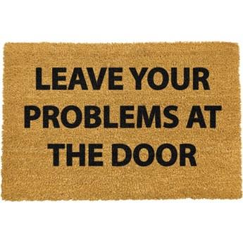 Wycieraczka Artsy Doormats No Problems, 40x60 cm