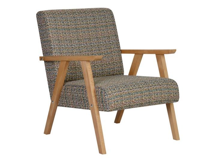 Fotel Retro PRL Wysokość 60 cm Szerokość 77 cm Głębokość 60 cm Kategoria Fotele do salonu