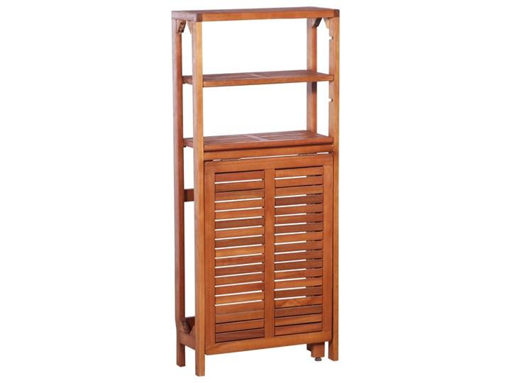 Zestaw drewnianych mebli ogrodowych - Jill Kategoria Zestawy mebli ogrodowych Stoły z krzesłami Drewno Styl Nowoczesny