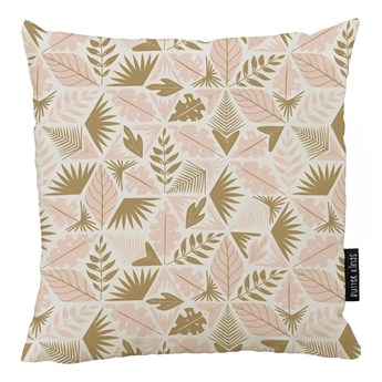 Poduszka z poszewką z bawełny Butter Kings Tropical Stars, 45x45