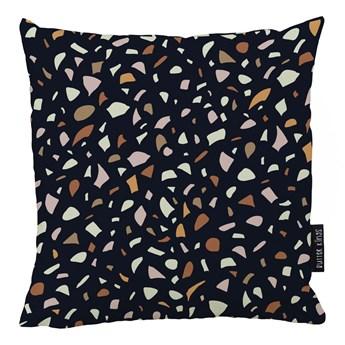 Poduszka z bawełny Butter Kings Terrazo Love, 45x45 cm