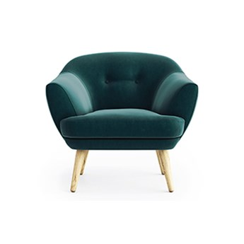 Fotel Elsa, Jade