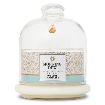 Świeczka z wosku sojowego We Love Candles Morning Dew, 72 h