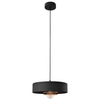 Lampa loft edison BABILON W-KM 151366/1 BK-B+BR