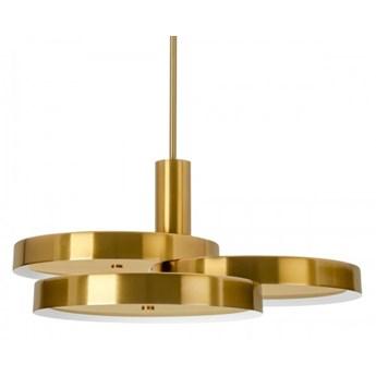 Lampa wisząca Brooklyn - złota