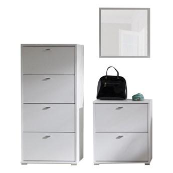 Garderoba ANTER 3 Biały