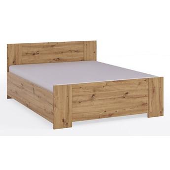Łóżko z pojemnikiem BONO 160 dąb artisan