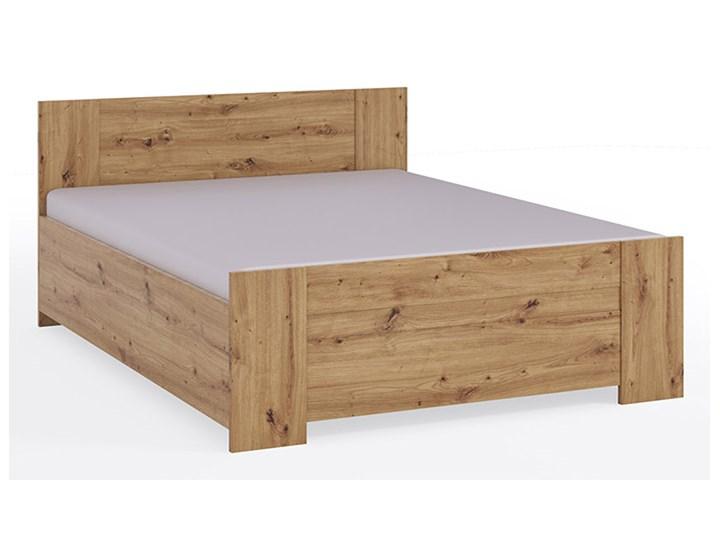 Łóżko z pojemnikiem BONO 160 dąb artisan Kategoria Łóżka do sypialni