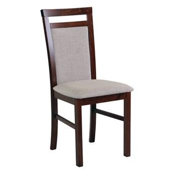Krzesło MILANO 5 orzech 21X WYPRZEDAŻ MAGAZYNOWA