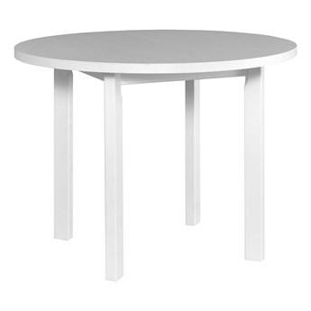 Stół POLI 2 100x100 okleina naturalna