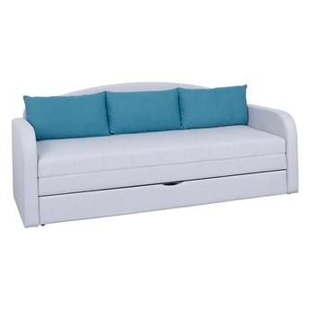 Sofa rozkładana TENUS II turkus