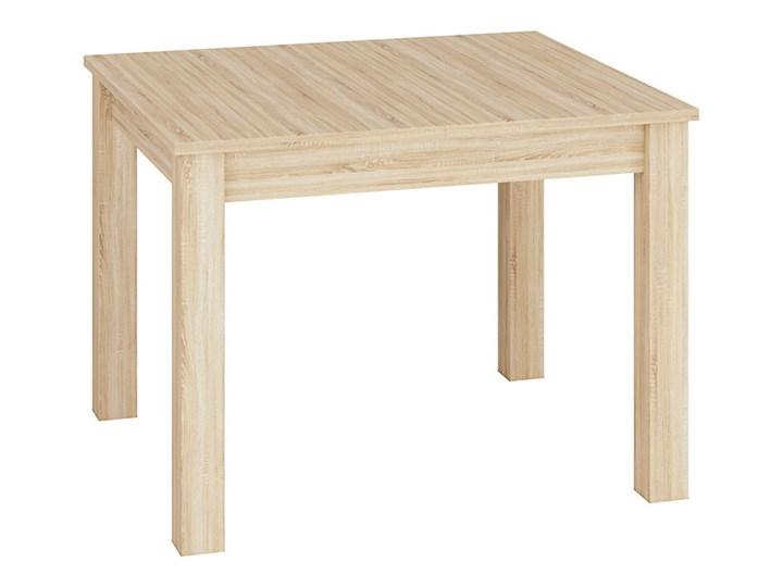 Stół rozkładany CASTELLO CO22 101/141/181 sonoma jasna