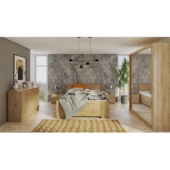Sypialnia BONO 2 dąb artisan