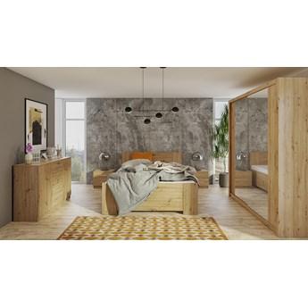 Sypialnia BONO 3 dąb artisan