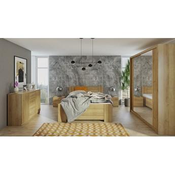 Sypialnia BONO 3 dąb złoty