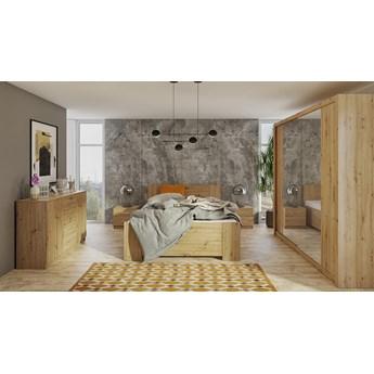 Sypialnia BONO 4 dąb artisan