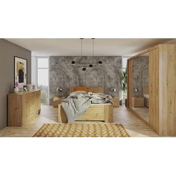 Sypialnia BONO 5 dąb artisan