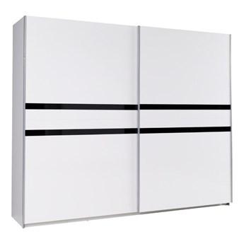 Szafa przesuwna LUX 33 biały