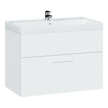 Szafka pod umywalkę LUPO / TIPO LP2 biały połysk