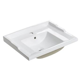 Umywalka DORIO 60 biały