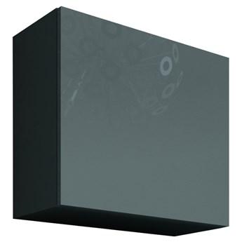 Szafka wisząca KWADRAT VIGO GREY C VG10 szary połysk