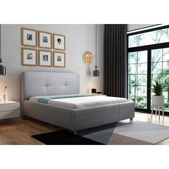 Łóżko Catina tapicerowane