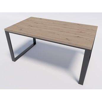 Nowoczesny stół do kuchni lub salonu RENO 140/90 Dąb Artisan