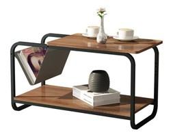 Stolik kawowy do jadlani, salonu Loft 2 poziomy ModernHome