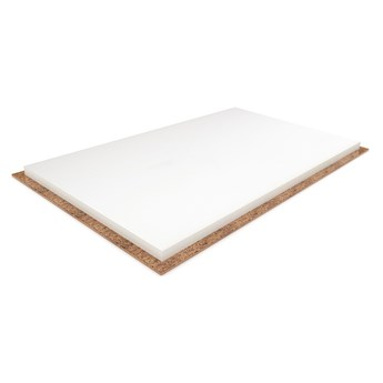 Wkład materacowy do pokrowca H1 miękki pianka z kokosem