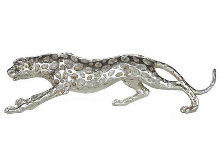 Figurka lampart srebrna LEOPARD kod: 4251682220903 Kolor Srebrny Kategoria Figury i rzeźby