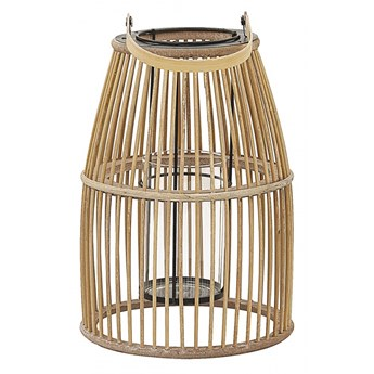 Lampion bambusowy beżowy HOSTE kod: 4251682242806