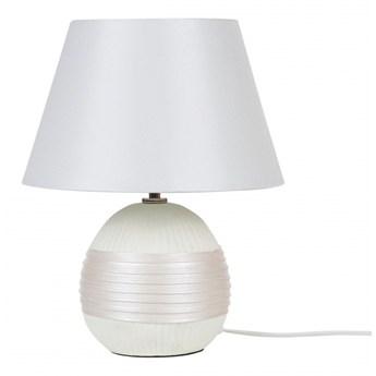 Lampka nocna ceramiczna kremowa SADO kod: 4251682242905