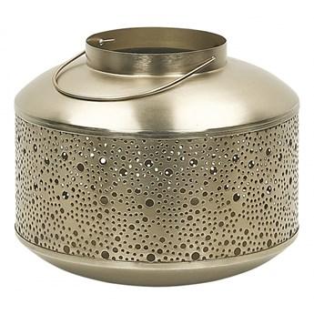 Lampion 22 cm złoty CORFU kod: 4251682236850