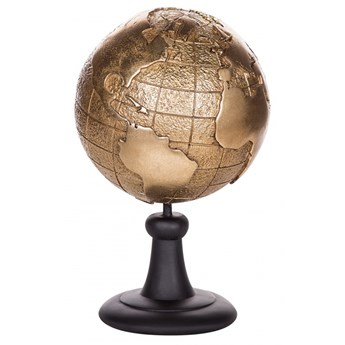 Figurka globus złota EARTH kod: 4251682224437