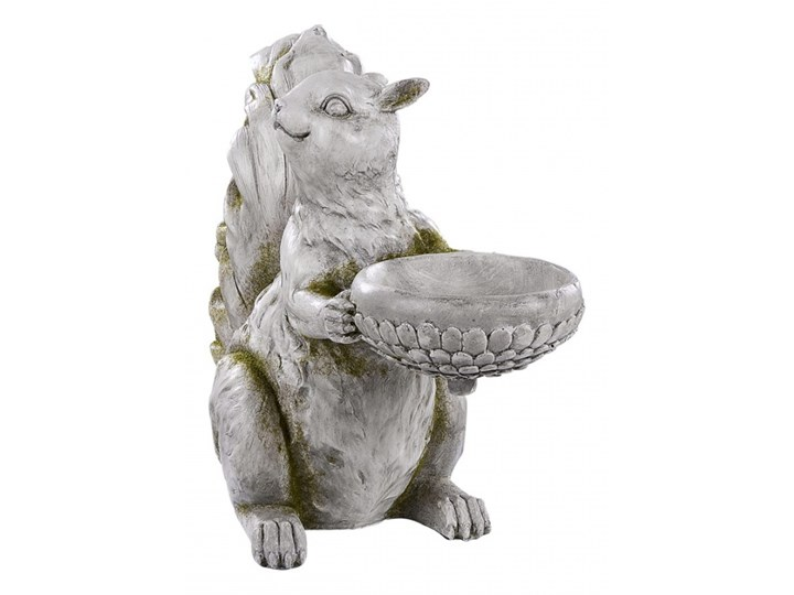 Figurka ogrodowa wiewiórka szara LISSE kod: 4251682242899