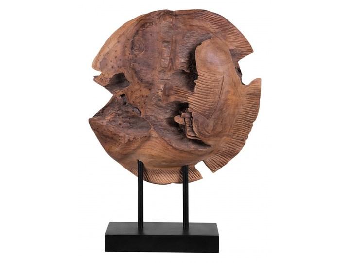 Figurka ryba jasne drewno PLAICE FISH kod: 4251682230520 Ryby Zwierzęta Rośliny Kategoria Figury i rzeźby