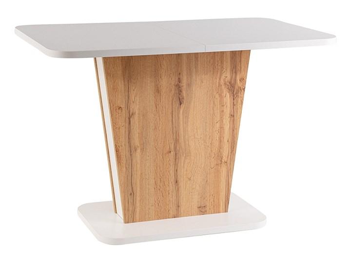 Stół Calipso 110x68 Wysokość 76 cm Szerokość 110 cm Beton Długość 110 cm  Kolor Beżowy